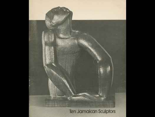 image of Ten Jamaican Sculptors catalogue