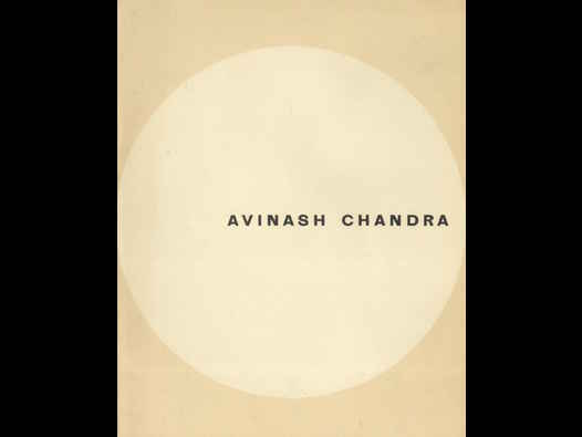 image of Avinash Chandra - Molton Gallery 1960 catalogue
