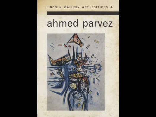 image of Lincoln Gallery Art Editions 4: Ahmed Parvez.