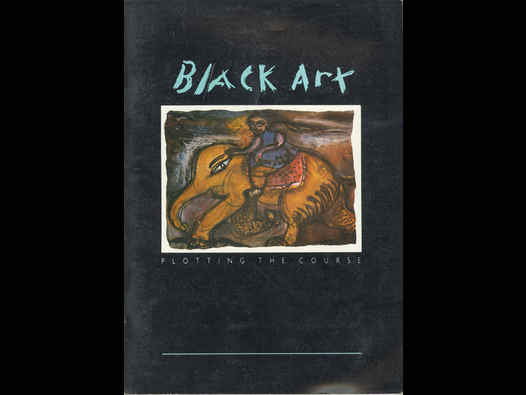 image of Black Art: Plotting the Course catalogue
