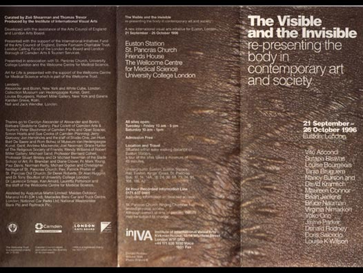 image of The Visible and the Invisible