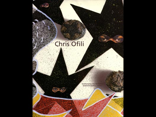 image of Chris Ofili 1998 catalogue