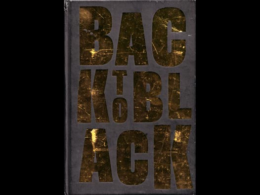 image of Back to Black - catalogue