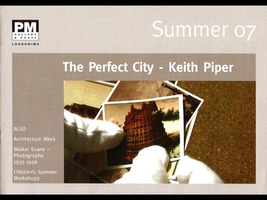 image of The Perfect City | Keith Piper