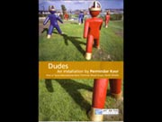 Click to view details and links for Dudes | An installation by Permindar Kaur