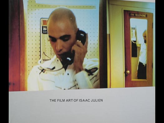 image of The Film Art of Isaac Julien