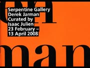 Click to view details and links for Derek Jarman Curated by Isaac Julien