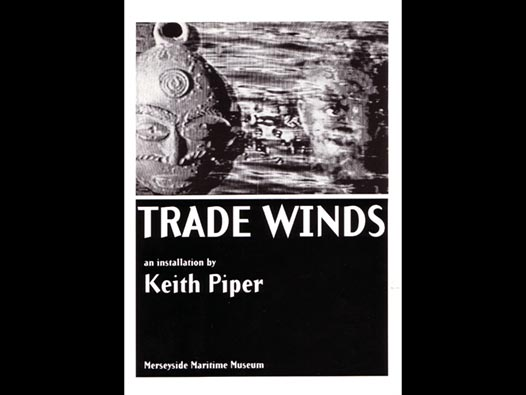 image of Trade Winds: an installation by Keith Piper