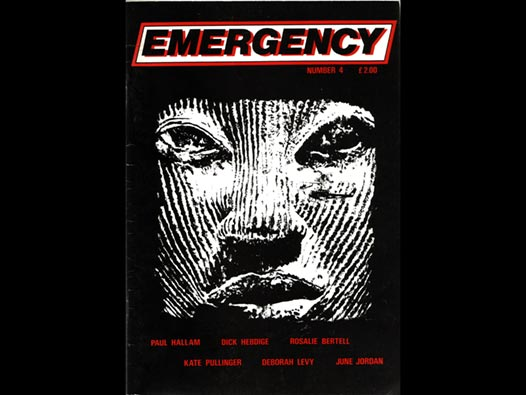 image of Emergency (Number 4) | Keith Piper