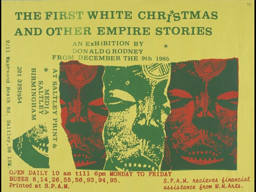 image of The First White Christmas, and Other Empire Stories