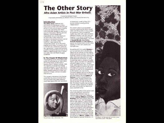 image of The Other Story - exhibition guide