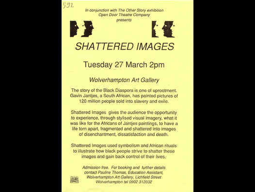 image of Shattered Images