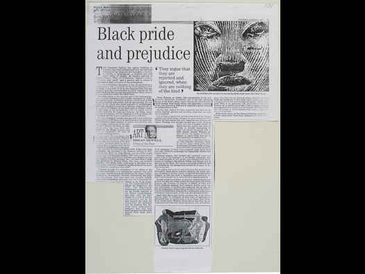 image of Black pride and prejudice