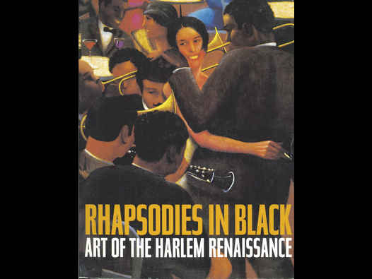 Rhapsodies in Black: Art of the Harlem Renaissance. Catalogue relating to an exhibition, 1997
