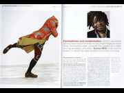 Click to view details and links for Yinka Shonibare | Textiles in Art