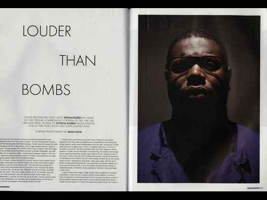 image of Steve McQueen | Louder Than Bombs