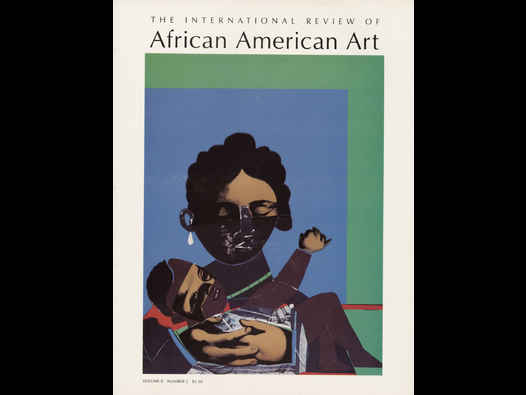 image of International Review of African American Art Volume 8 Number 2