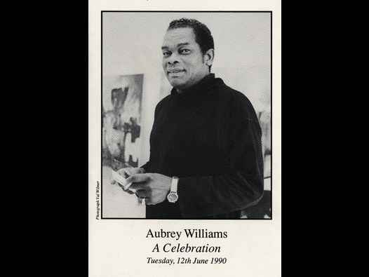 image of Aubrey Williams | A Celebration