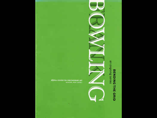 image of Frank Bowling | Bending the Grid an ongoing series