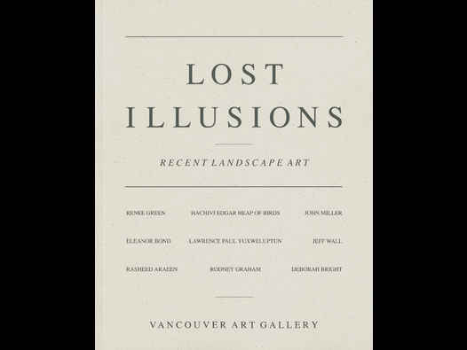 image of Lost Illusions: Recent Landscape Art
