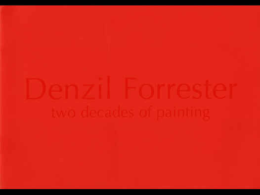 image of Denzil Forrester: Two Decades of Painting