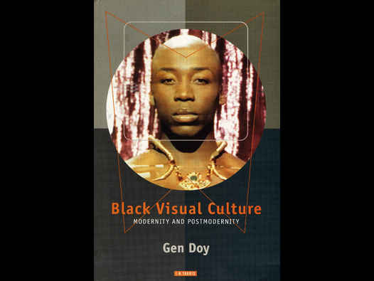 image of Black Visual Culture - book