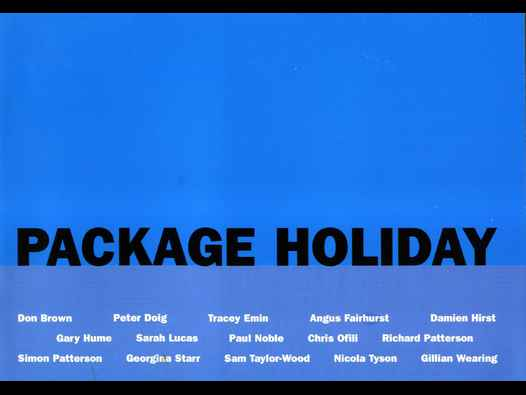 image of Package Holiday - catalogue
