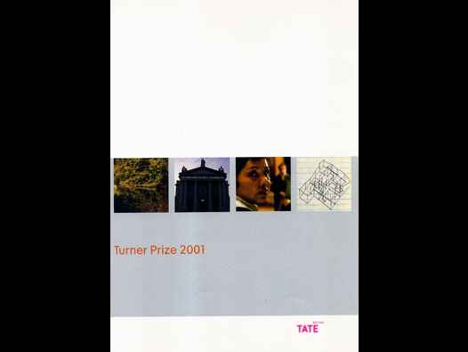 image of Turner Prize 2001: An exhibition of work by the shortlisted artists