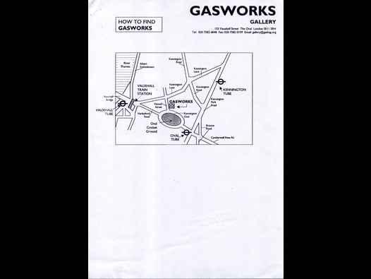 image of How to Find Gasworks