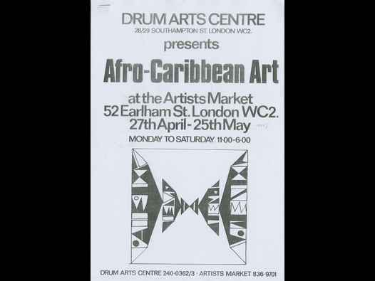 image of Afro-Caribbean Art catalogue